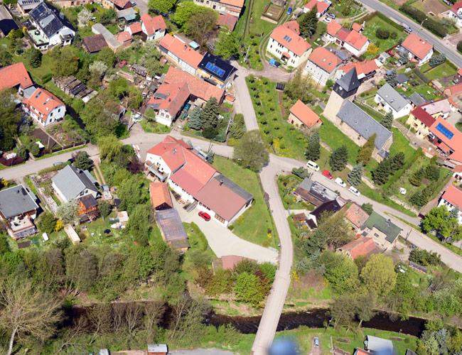 Gera, Gemarkung Plaue, Dosdorf und Siegelbach