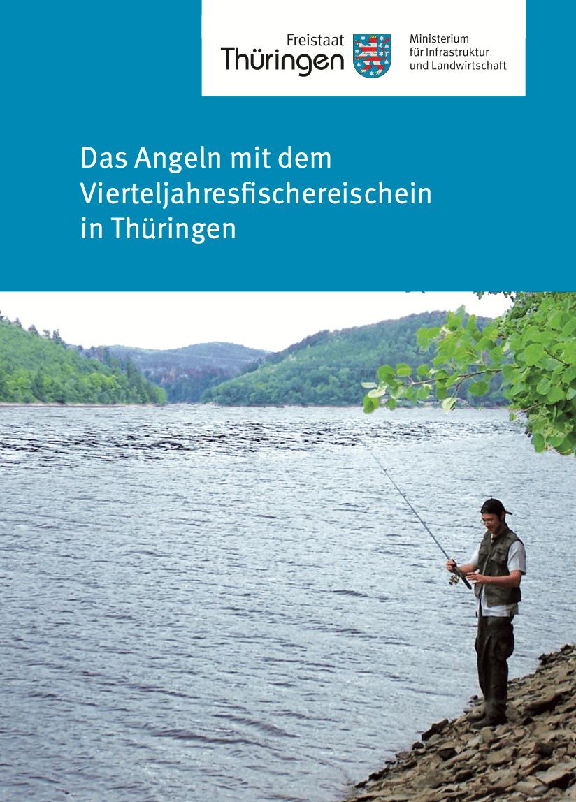 Vierteljahresfischereischein Thüringen