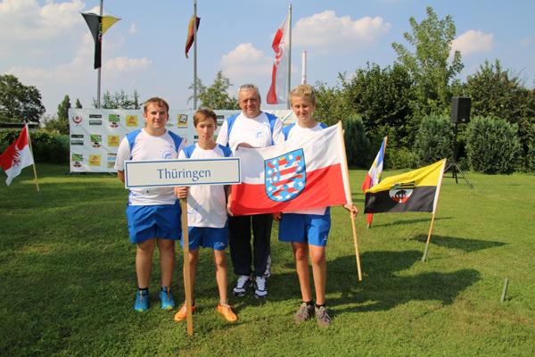 47. Deutsche Schüler-, Jugend– und Juniorenmeisterschaften im Castingsport 2014 in Halle an der Saale