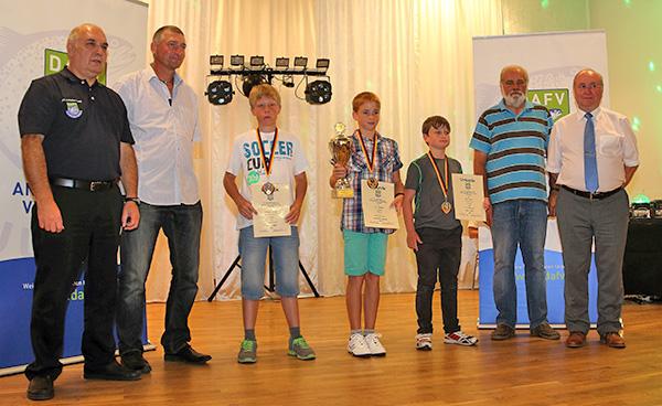 Junioren Meisterschaften in Melsungen 2015