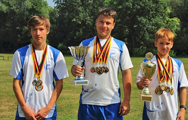 48. Deutschen Schüler-, Jugend- und Juniorenmeisterschaften im Turnierangeln