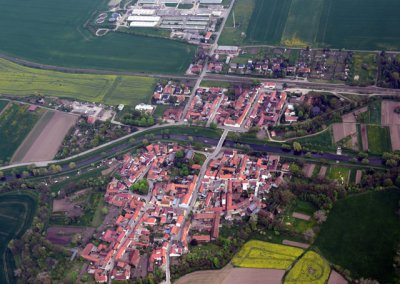 32. Gera in der Gemarkung Andisleben bis Ringleben