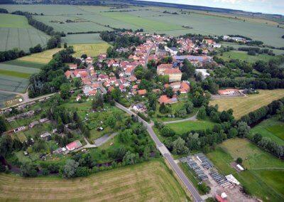 Nesse Gemarkung Eberstädt bis Biberbach