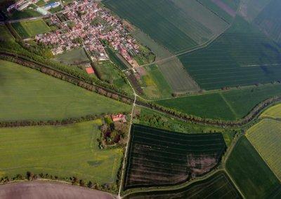 Unstrut Gemarkung Wundersleben