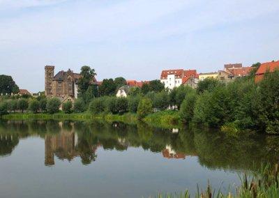 Baderteich Ronneburg