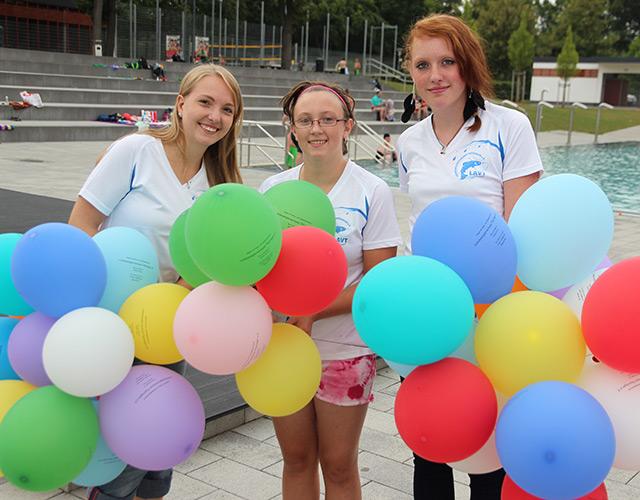 Erfolgreiche Präsenz des LAVT beim Nordbadfest in Erfurt