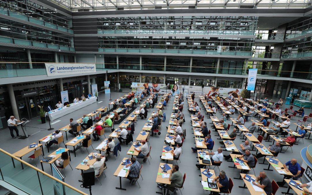 Jahreshauptversammlung des Landesanglerverbandes Thüringen e.V.